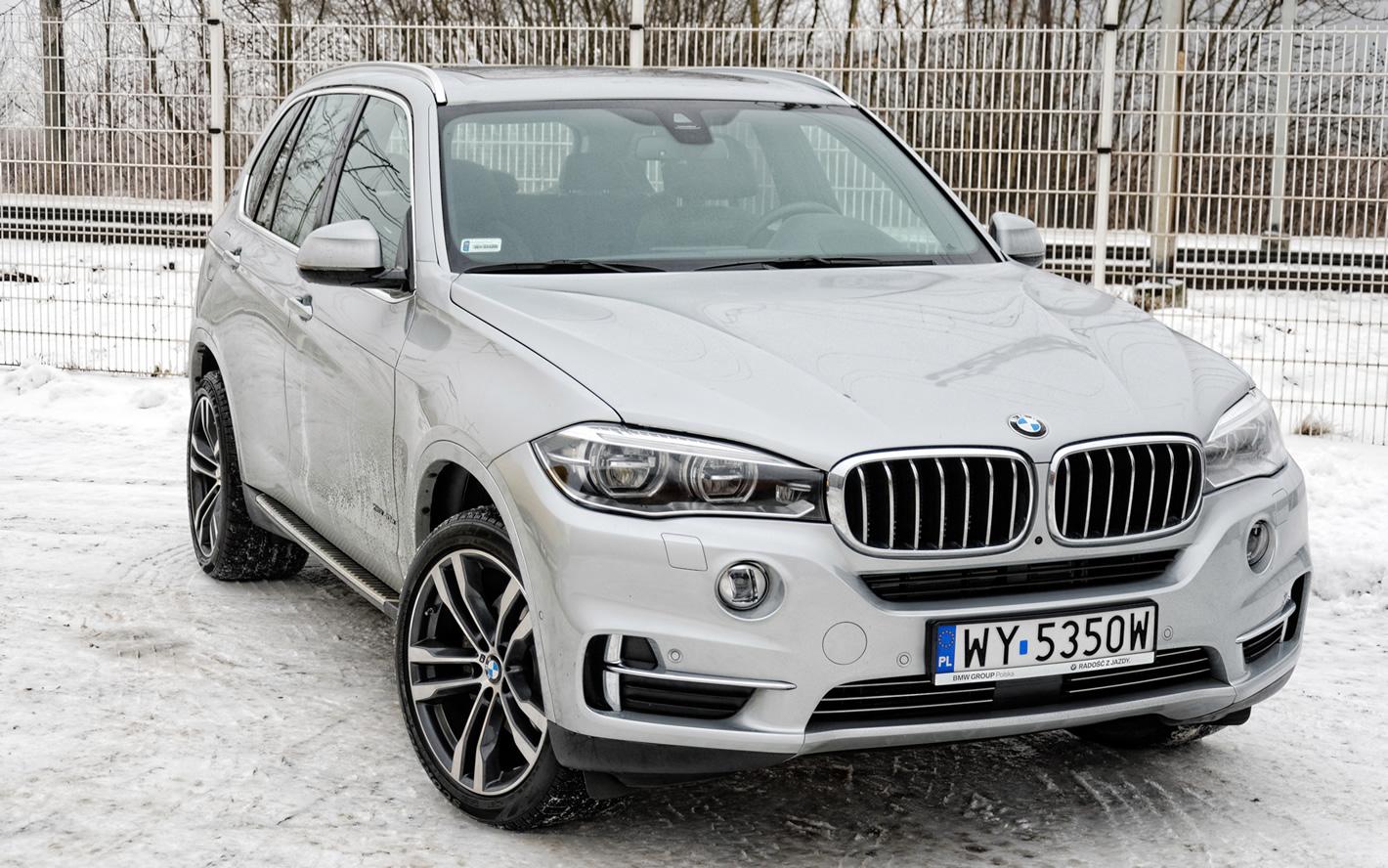BMW X5 xDrive40e iPerformance - zdjęcie 1