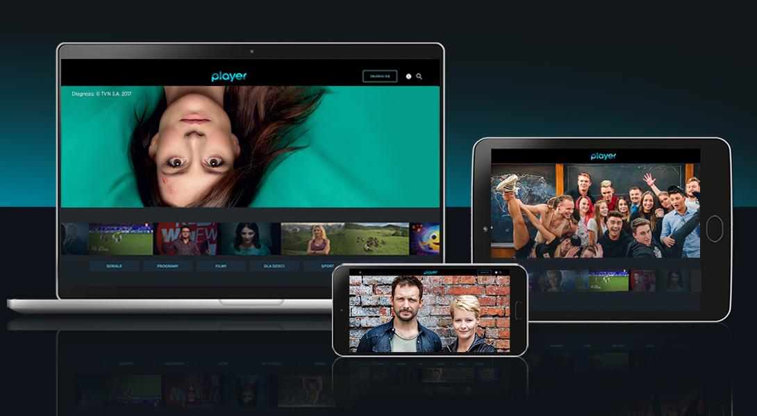 tvn player na laptop tablet i smartfon