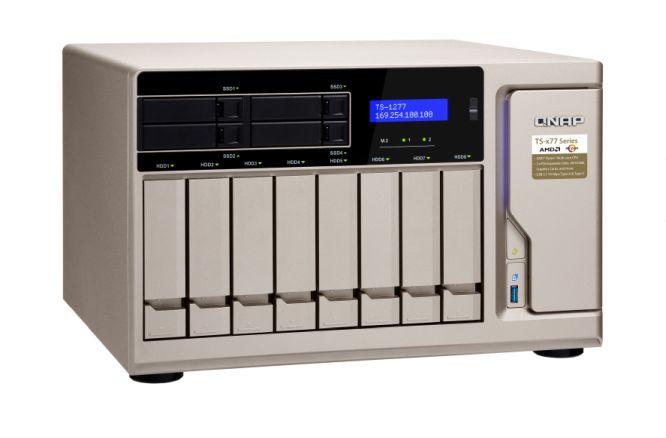 QNAP - komputer serwer