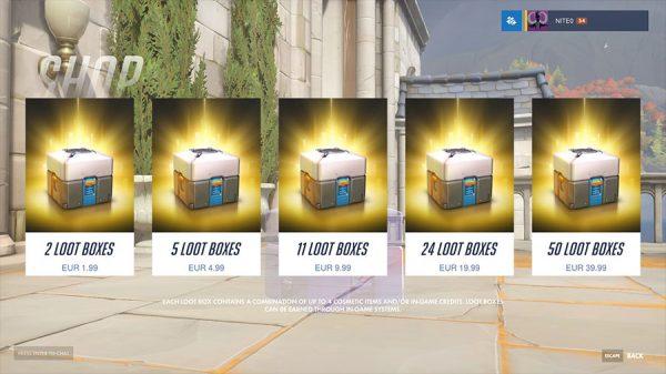 loot boxy