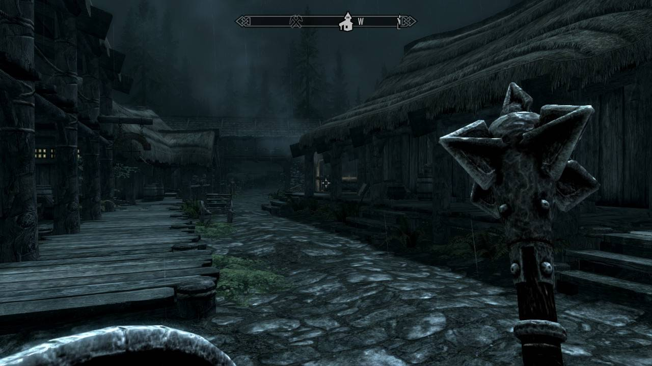 Skyrim Switch Xci
