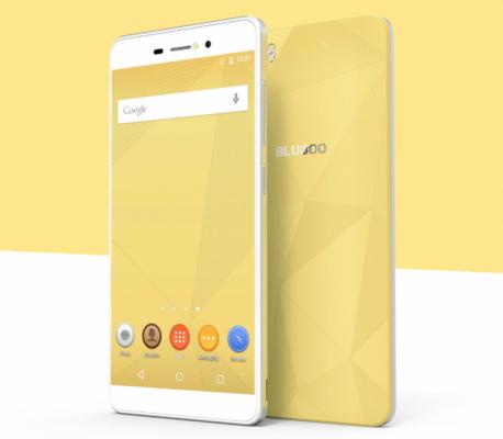 Smartfon Bluboo Picasso 4G