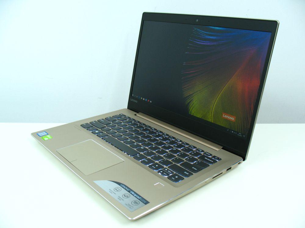Jakość obrazu w Lenovo IdeaPad 520s