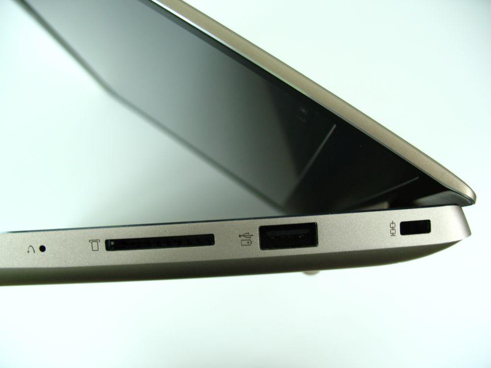 Lenovo IdeaPad 520s posiada również ozdobny profil