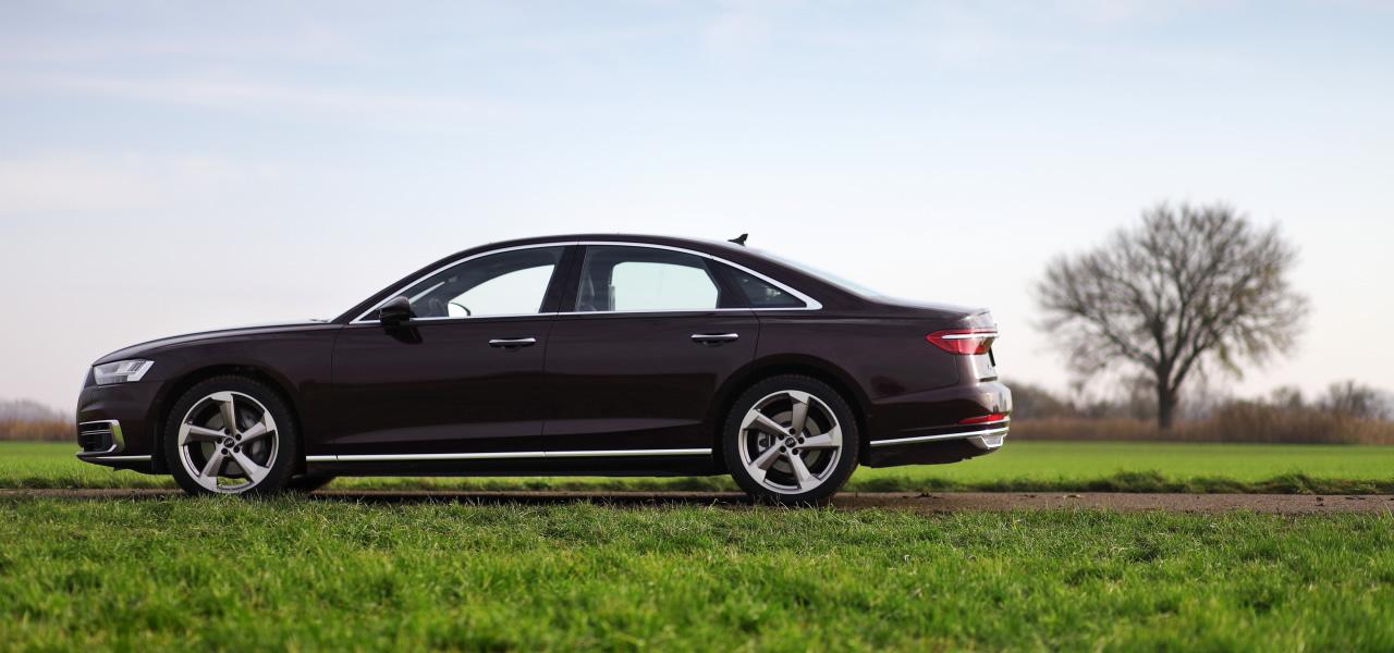 Polskie ceny Audi A8