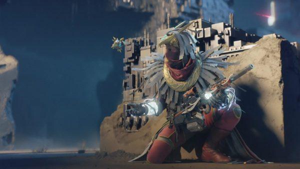 Destiny 2 Klątwa Ozyrysa