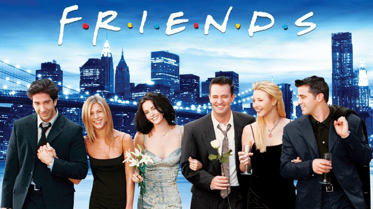 Kultowy serial Przyjaciele