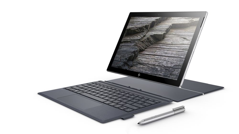 HP Envy x2 Snapdragon 835 tablet