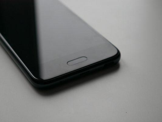 Skaner linii papilarnych w HTC U11 Life