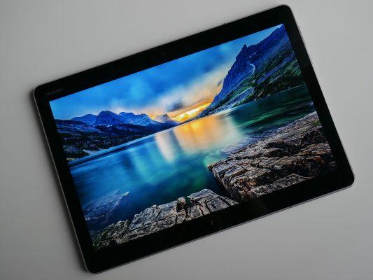 Wyświetlacz w Huawei Mediapad M3 Lite