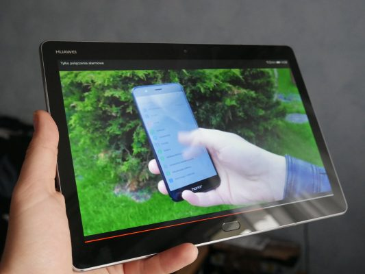 Energooszczędny procesor w Huawei Mediapad M3 Lite jest idealny dla graczy