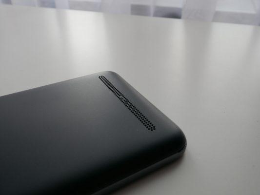 Lenovo C2 Power może pochwalić się naprawdę dobrą jakością dźwięku.
