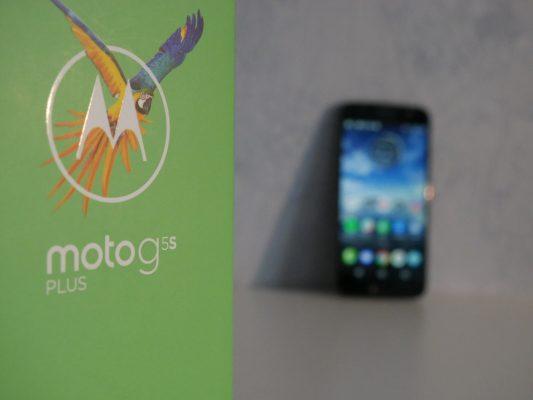 Telefon Motorola Moto G5S Plus