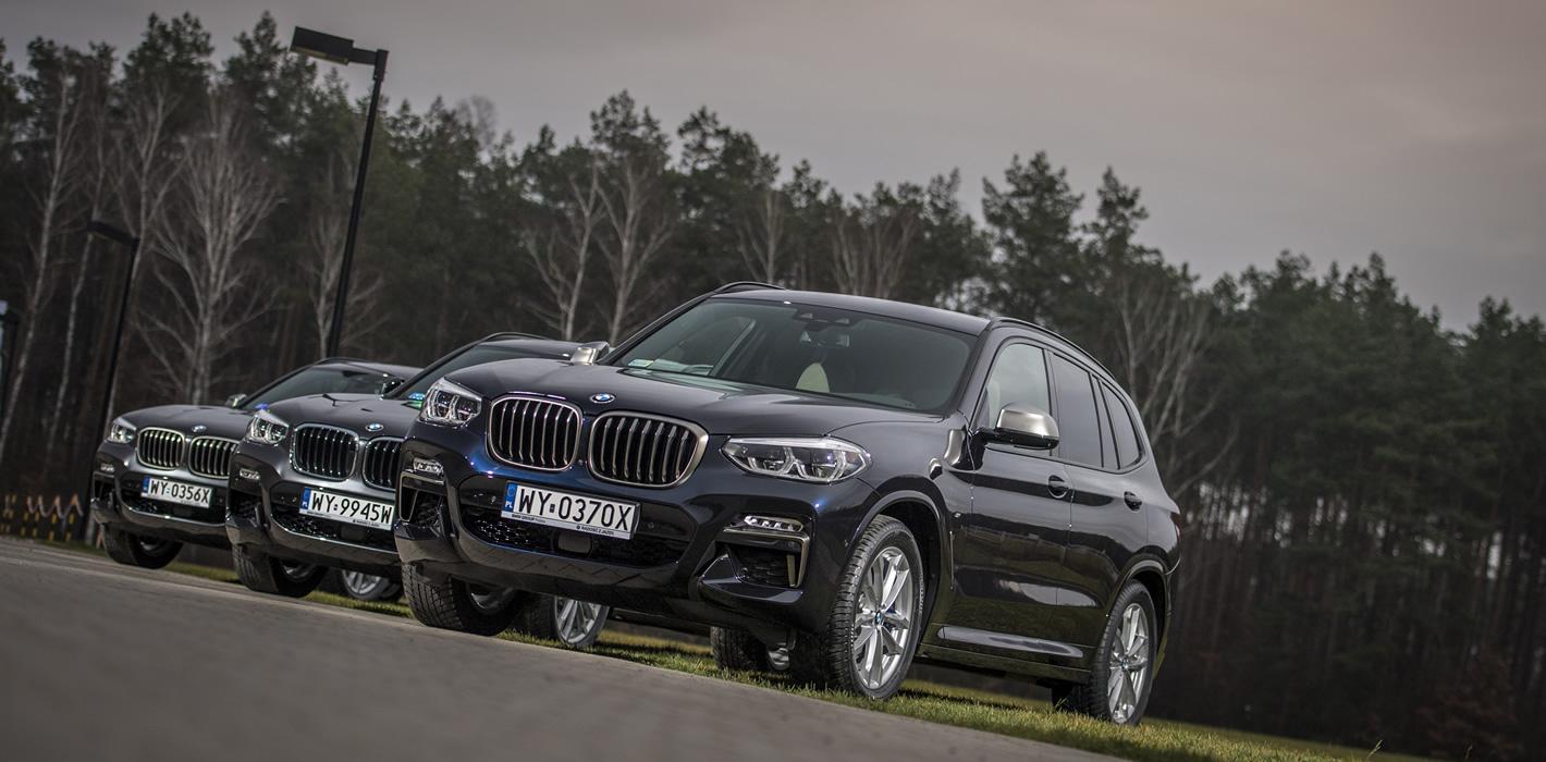 Nowe BMW X3 (2018)