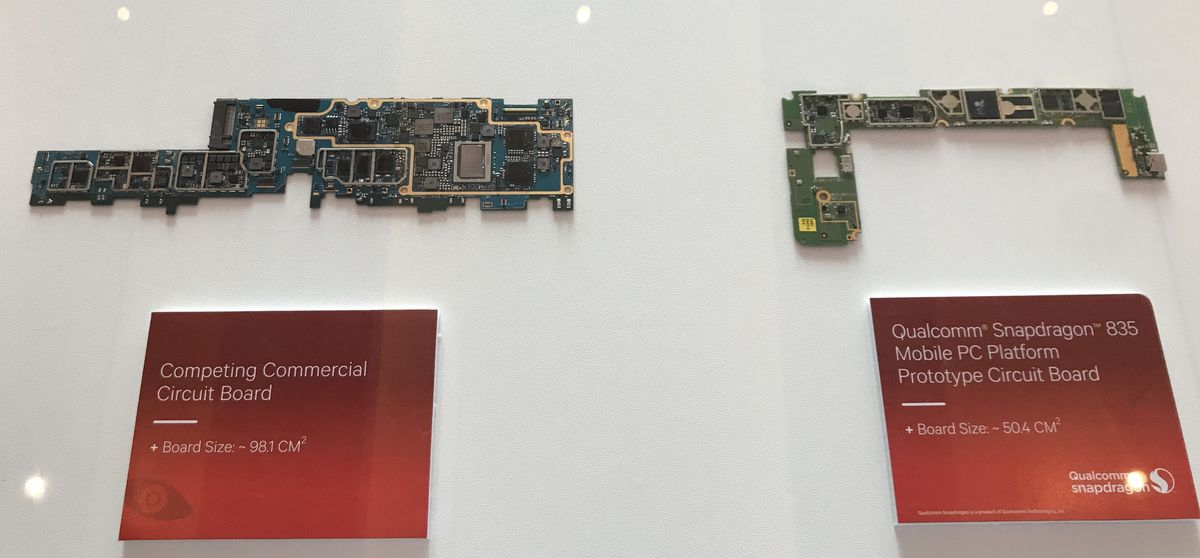 Snapdragon 835 SoC dla PC