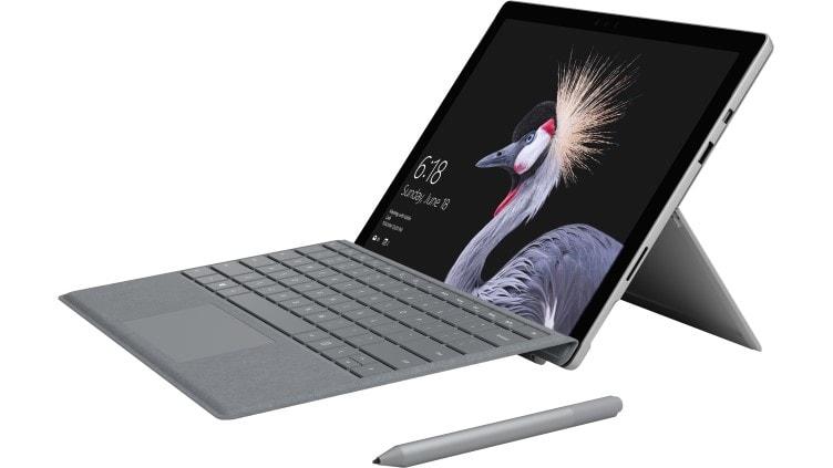 Microsoft Surface Pro jedno z lepszych urządzeń typu 2w1