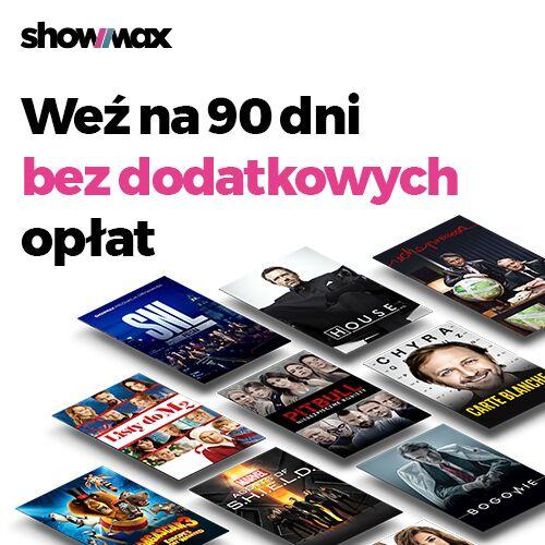 Showmax w T-Mobile na 90 dni za darmo