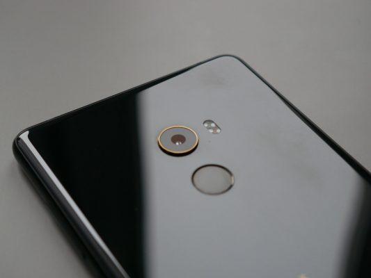 Aparat 12 Mpix w Xiaomi Mi Mix 2