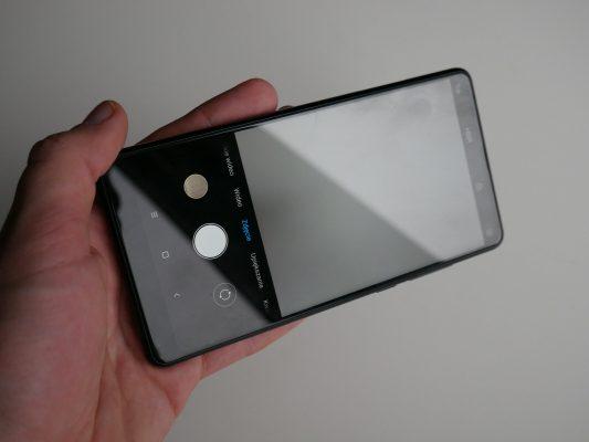 Xiaomi Mi Mix 2 posiada również kamerę o rozdzielczości 5 Mpix