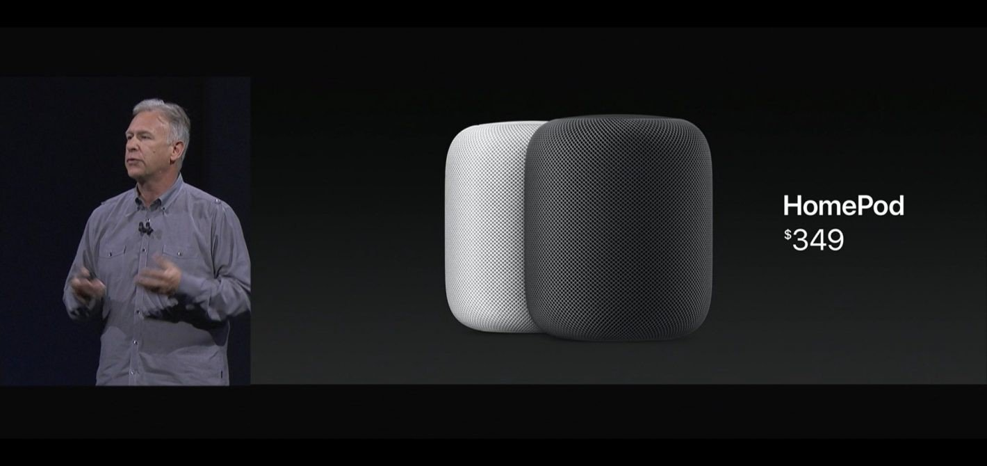 inteligentny głośnik apple homepod