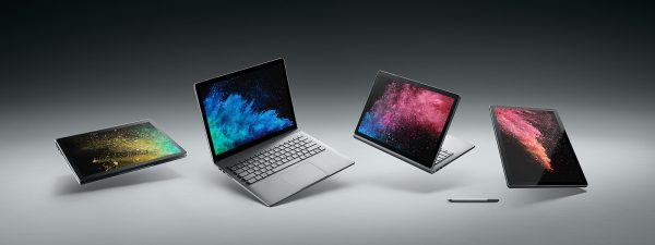 microsoft surface tablet dotykowy