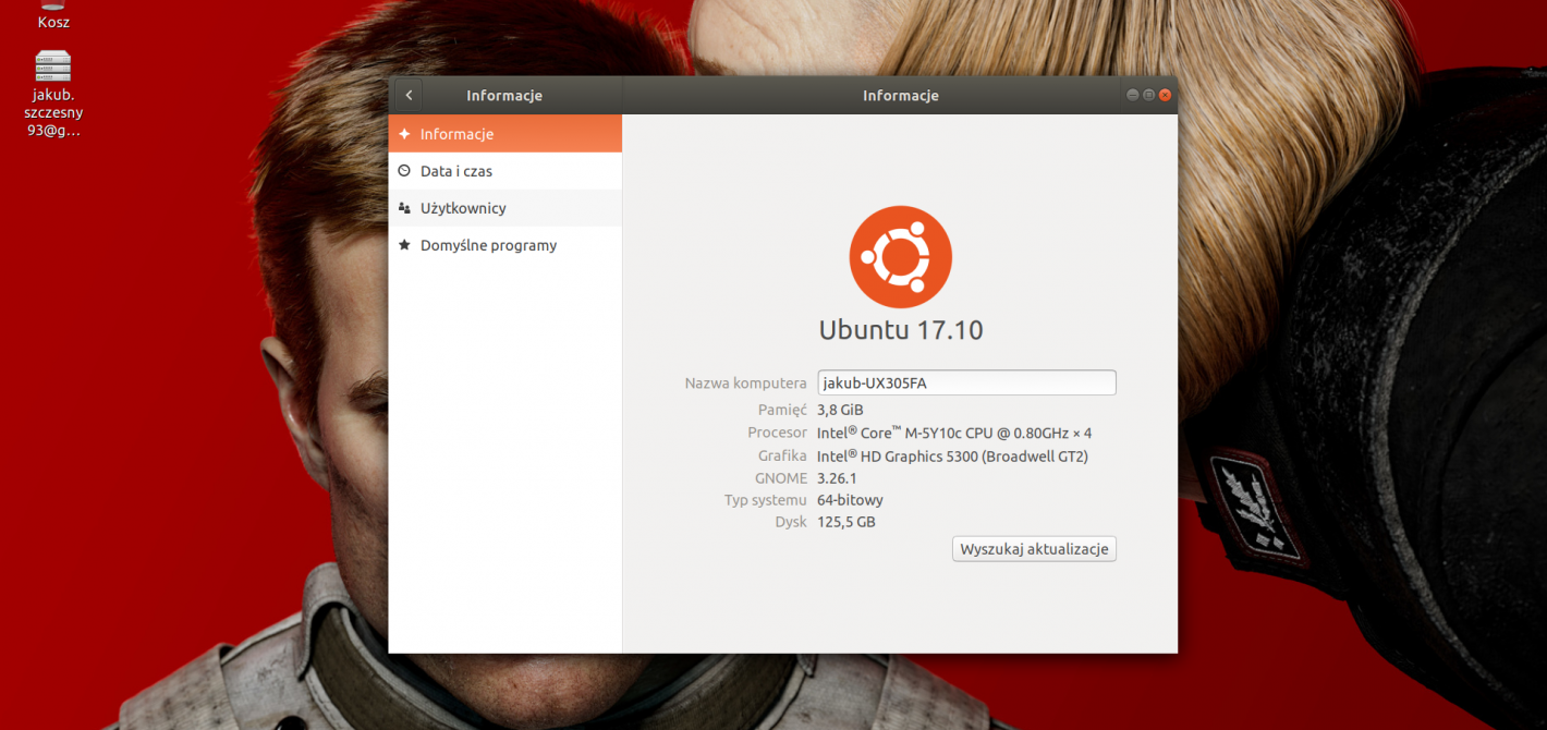 ubuntu version