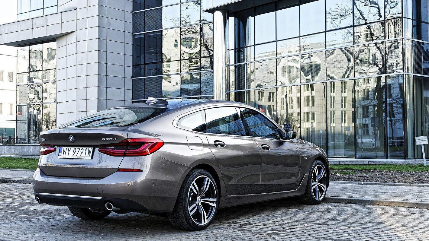 BMW Serii 6 Gran Turismo - moja opinia