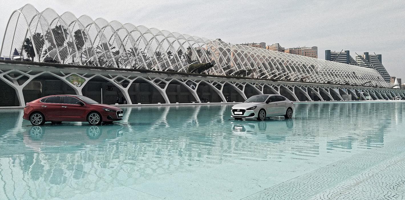 Hyundai i30 Fastback - prezentacja