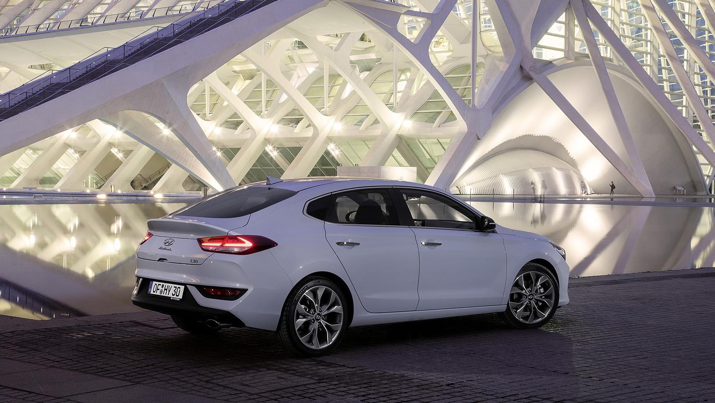 Hyundai i30 Fastback - opinia i ocena