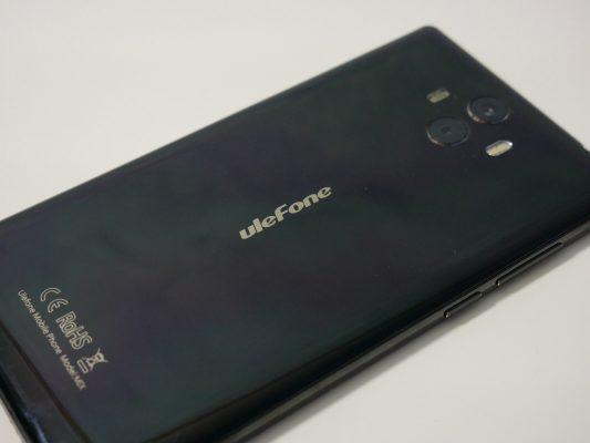 Ulefone Mix recenzja test
