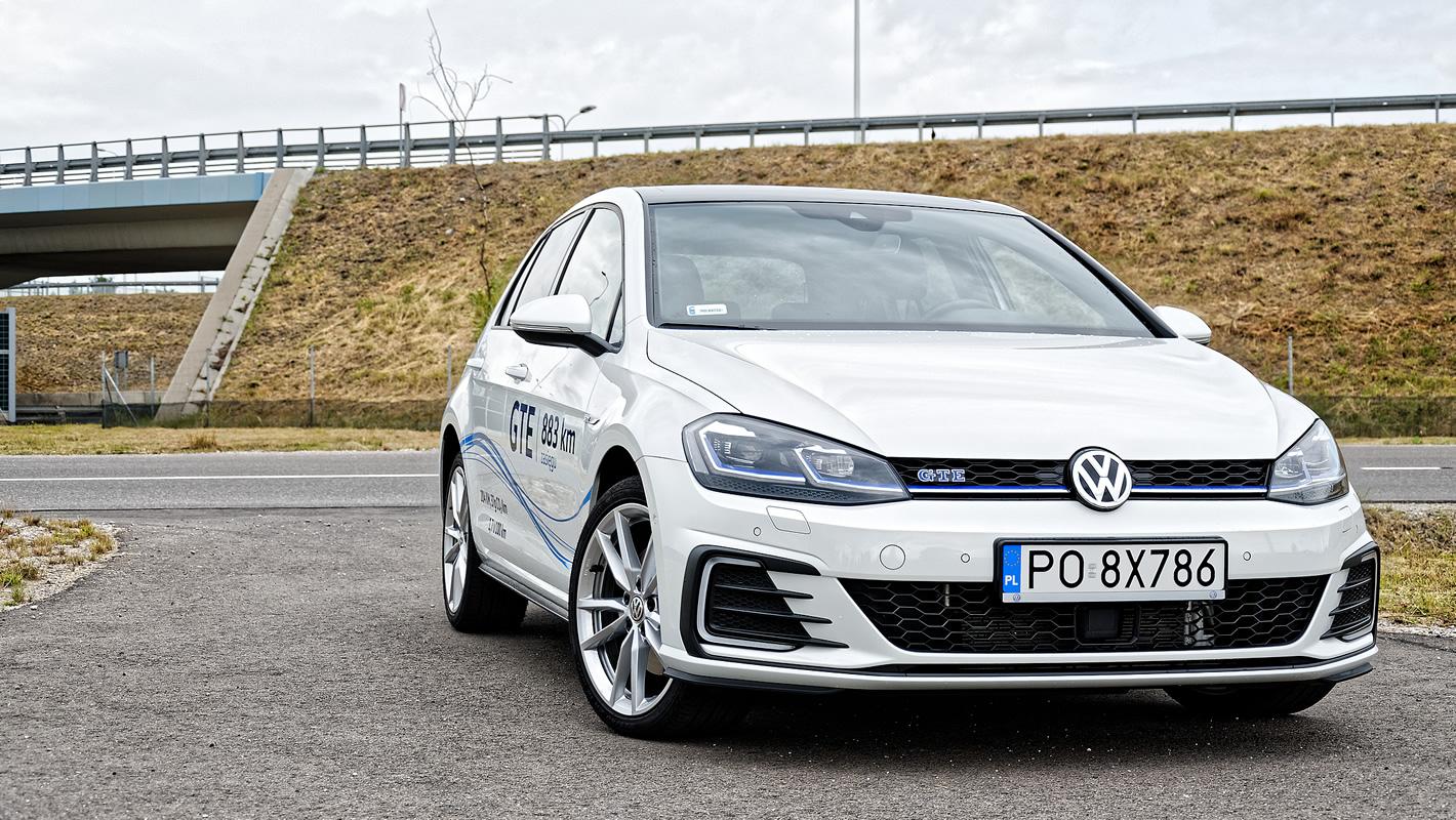 Volkswagen Golf GTE - cena