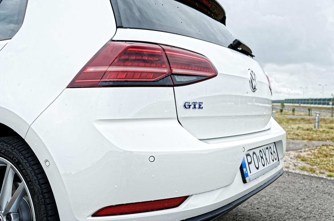 Volkswagen Golf GTE - oznaczenia modelu