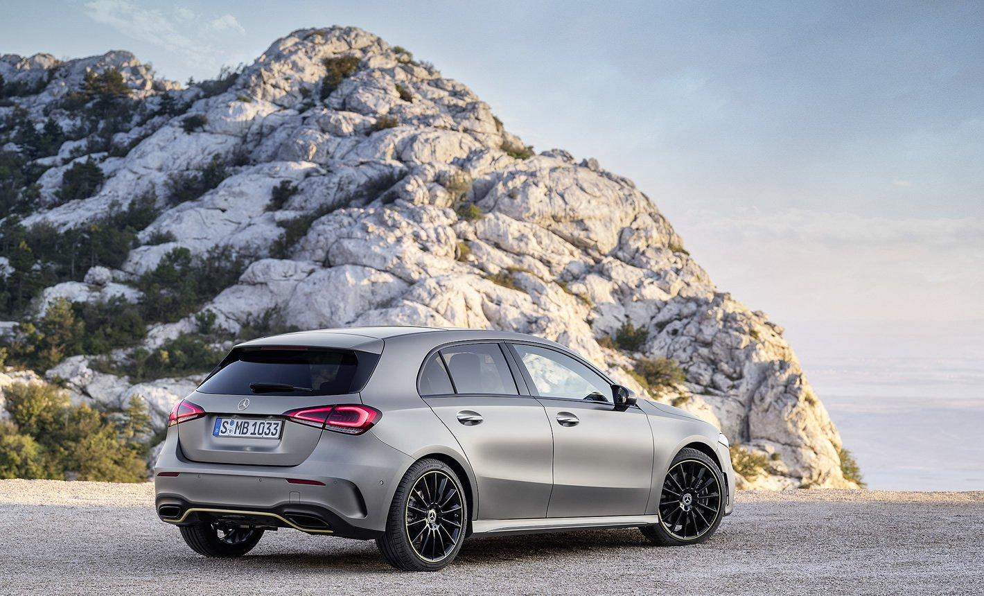 Mercedes-Benz Klasy A 250