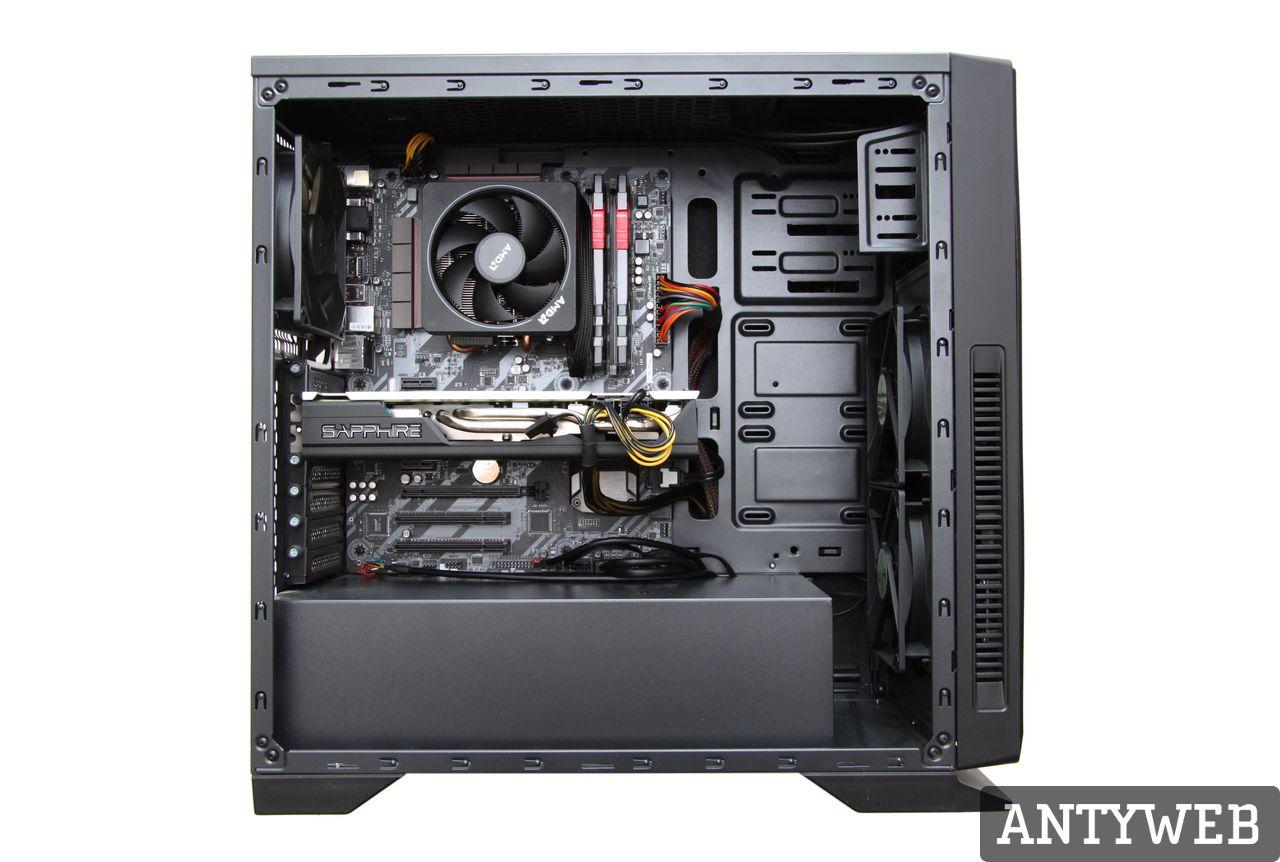 AMD Ryzen 7 1800X recenzja