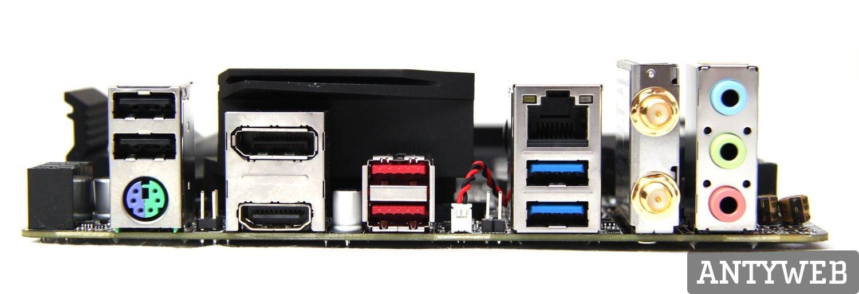 AMD Ryzen 5 2400G i Ryzen 3 2200G - MSI B350I
