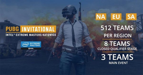 IEM 2-18 - PUBG Invitational