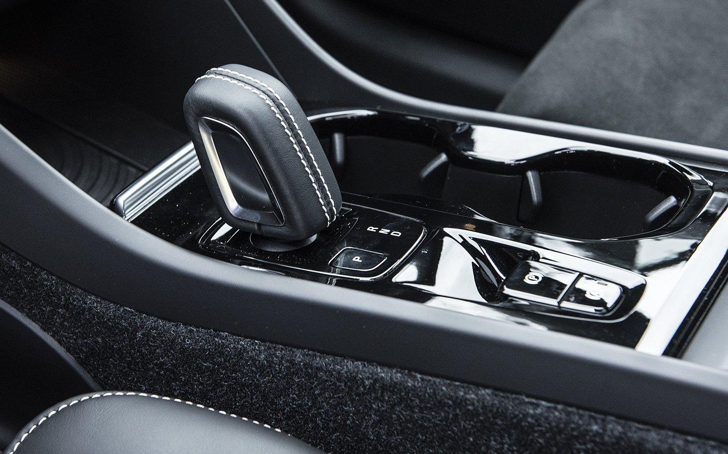 Volvo XC40 - lewarek automatycznej skrzyni biegów