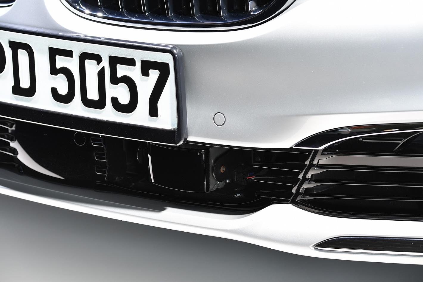 BMW - radar dalekiego zasięgu