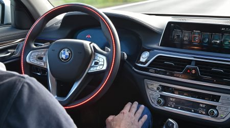 BMW autonomiczne samochody