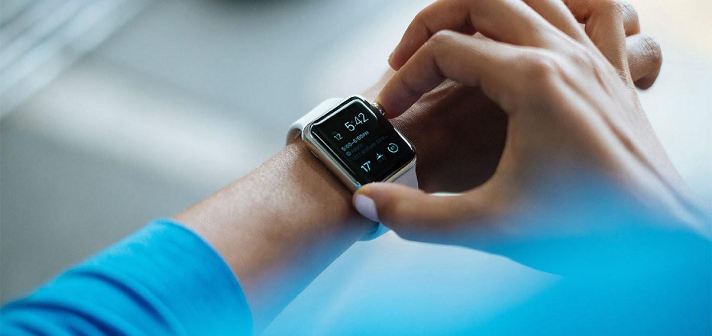 narkotyki a smartwatch