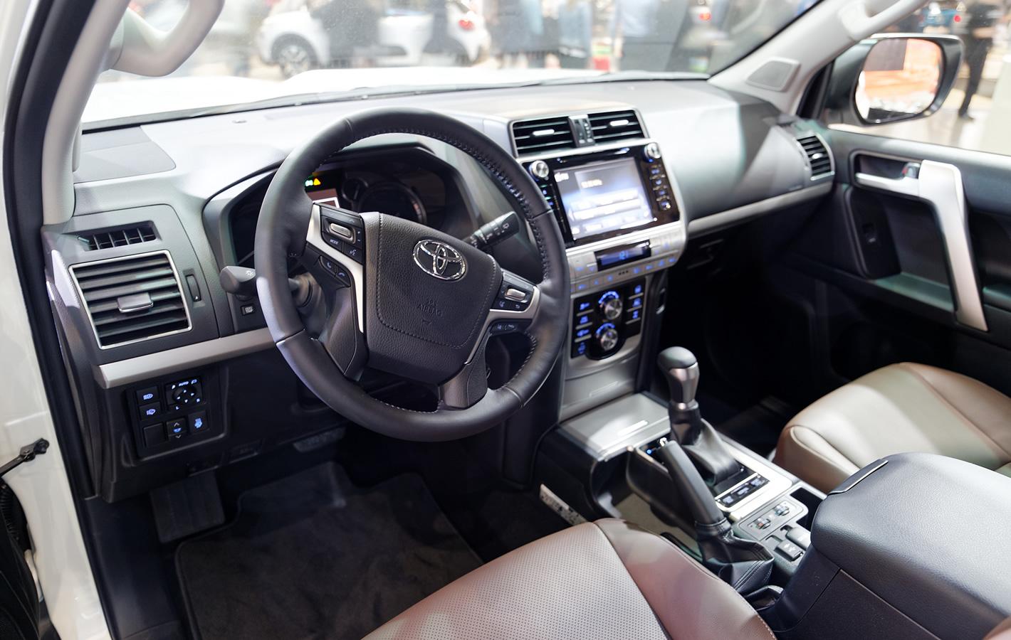 Toyota Land Cruiser na Poznań Motor Show 2018