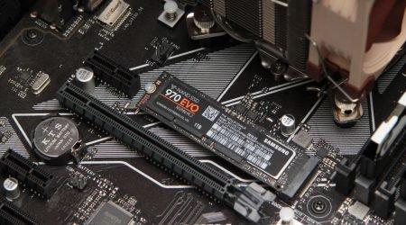 Samsung 970 EVO recenzja