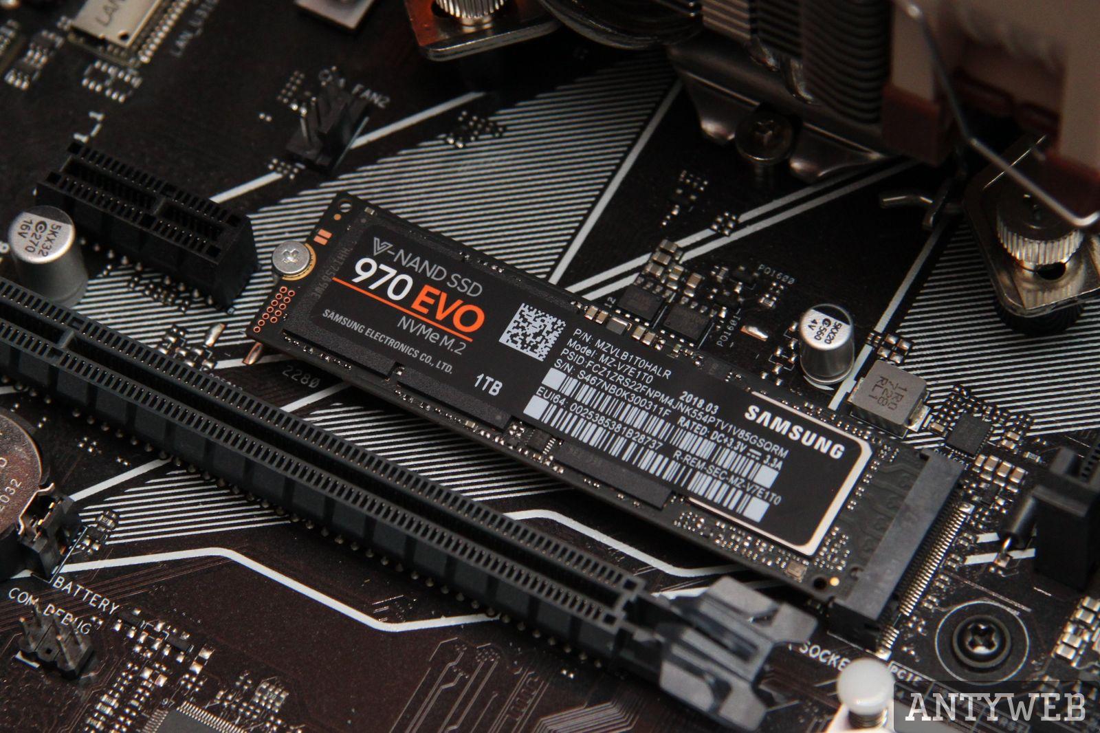 dysk V-NAND SSD