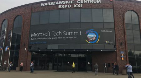 microsoft tech summit warsaw