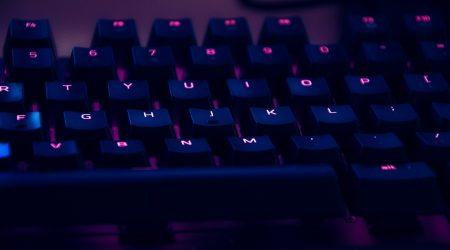 klawiatura dla gracza