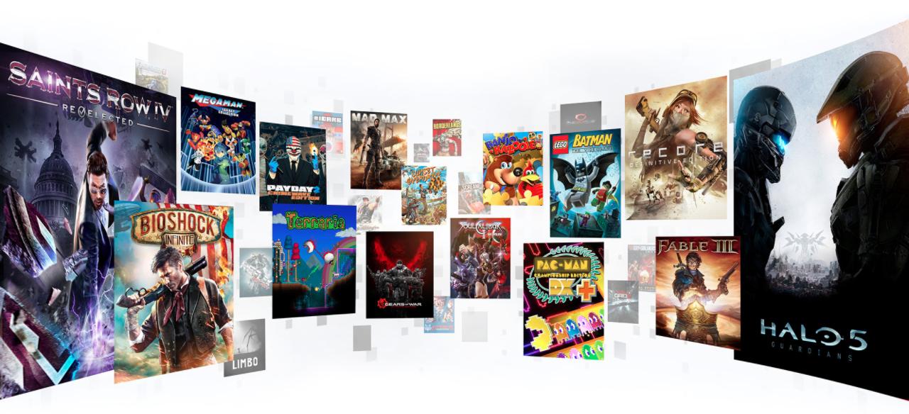 gry na Xboxa