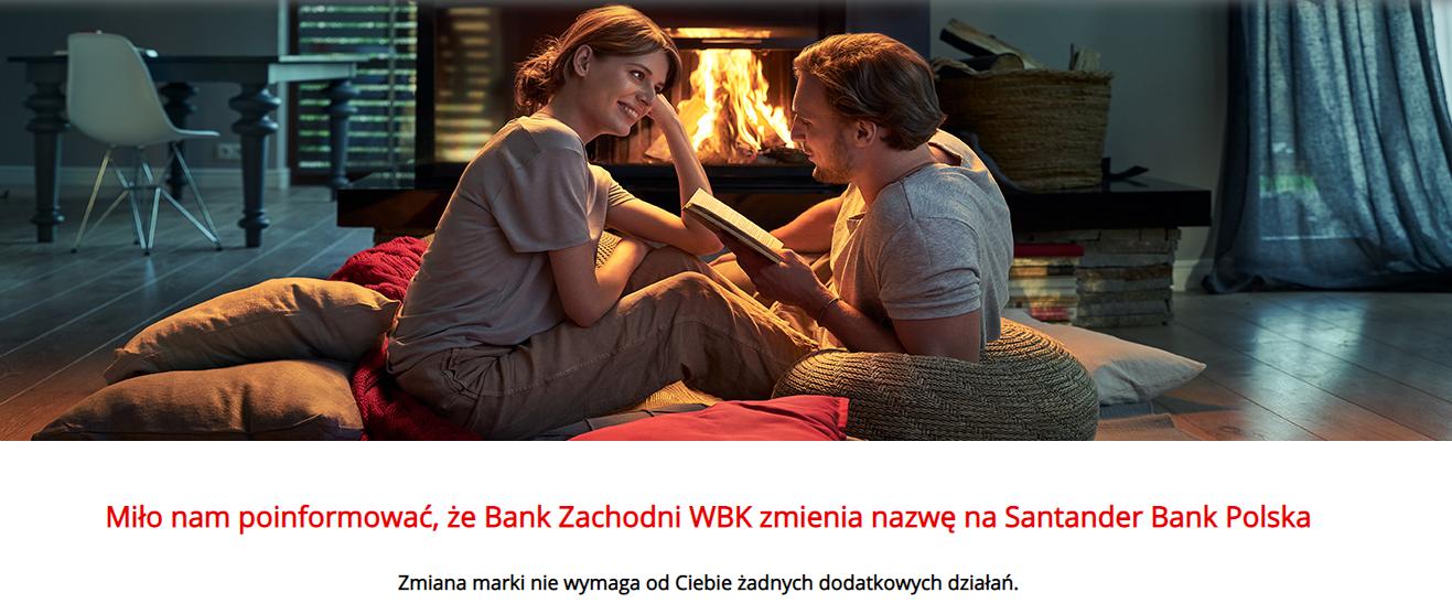 Nowa strona Santander Bank Polska