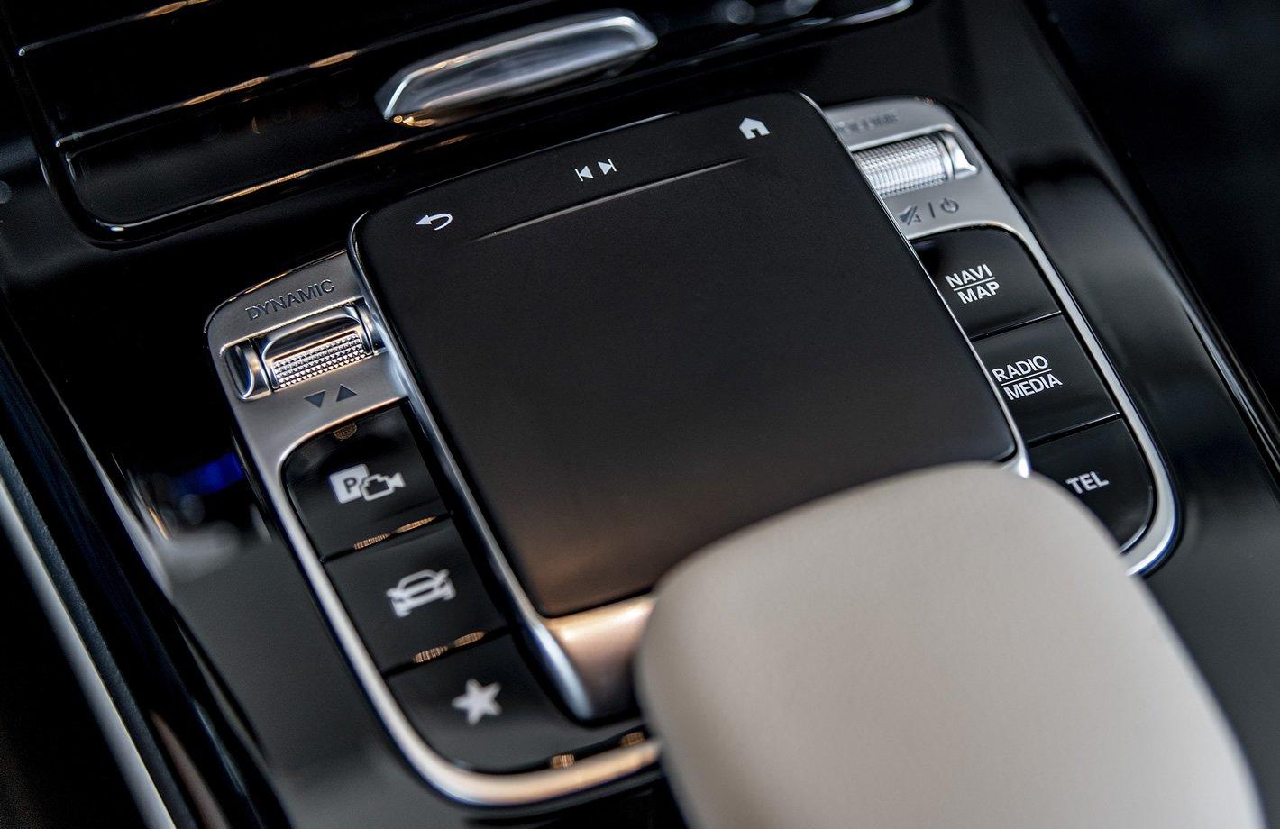 Mercedes-Benz Klasy A - gładzik