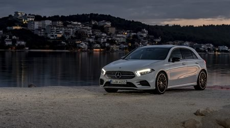 Mercedes-Benz Klasy A 2018