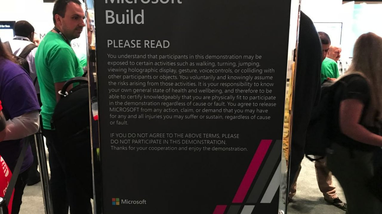 microsoft build 2018